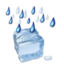 Status-weather-freezing-rain-icon