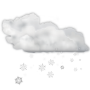 Status-weather-snow-scattered-icon