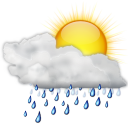 Status-weather-showers-day-icon